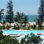 Mỏm Đá Chim - Lazi Beach Resort đầu tiên tại Thị xã Lagi đạt đẳng cấp 4 sao