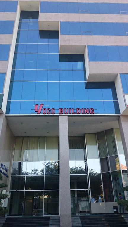 Cao ốc văn phòng Yoco Building với vị trí trung tâm thành phố
